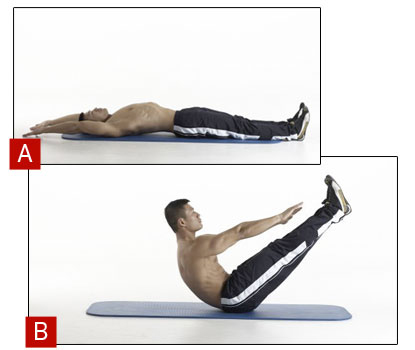 Abs Workout Don T Stop Don T Puke